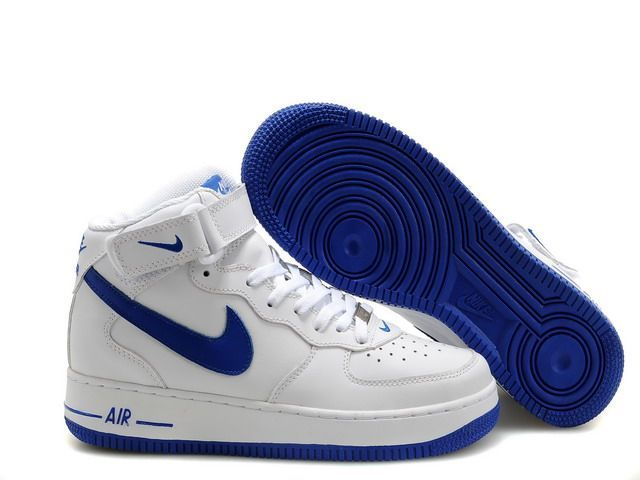 air force 1 homme courir