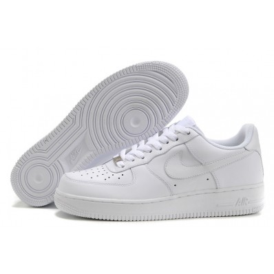 air force one blanche homme solde
