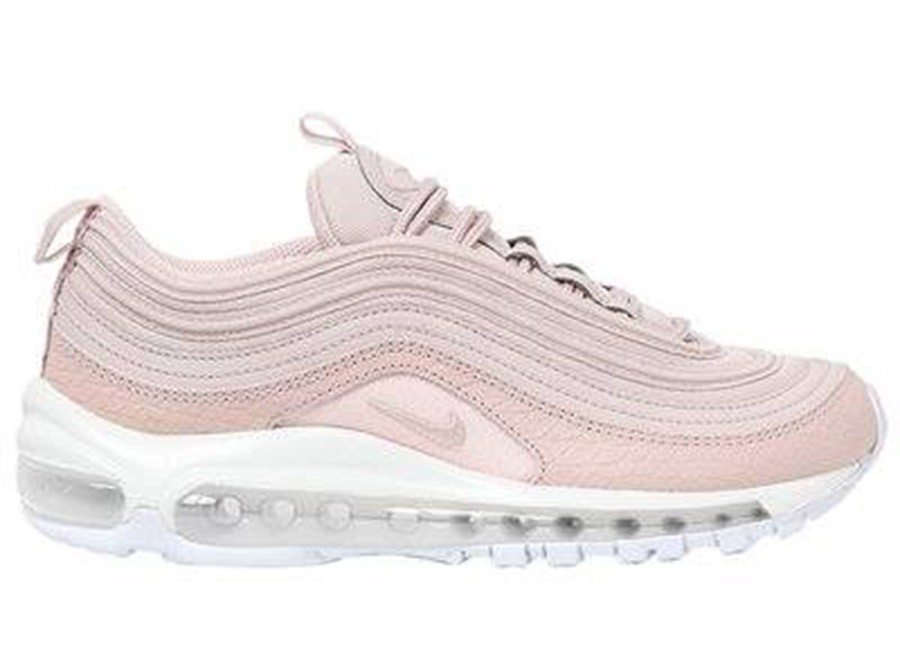air max 97 noir rose