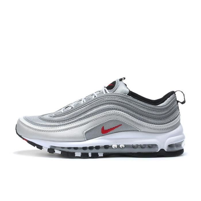 air max 97 blanche femme solde