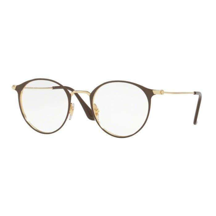lunette ray ban femme vue