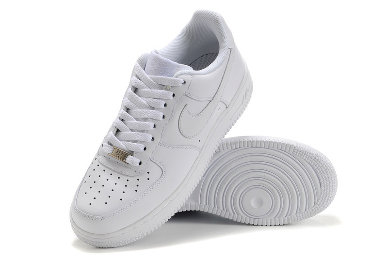 nike air force one blanche femme