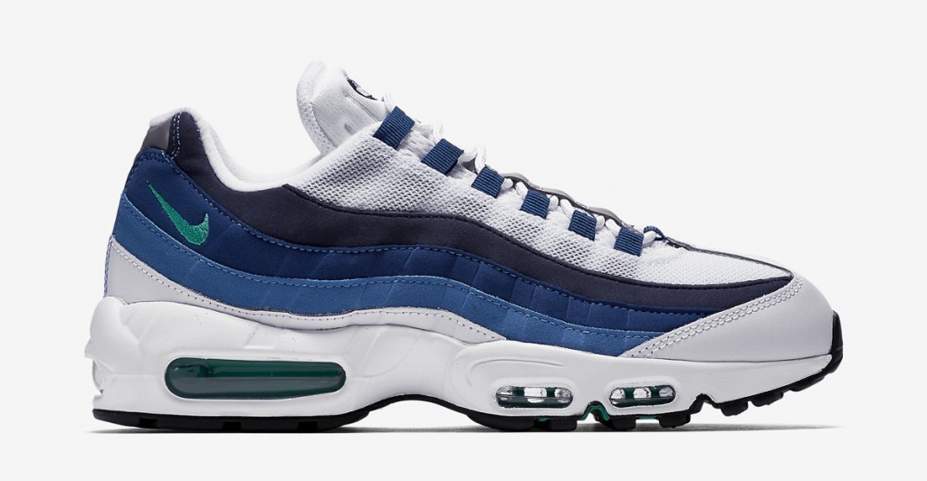 air max 95 fille blanche